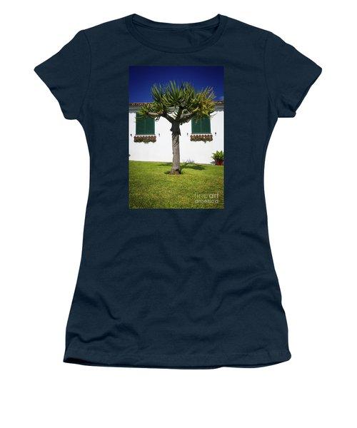 Dragon Tree Garden House Women's T-Shirt