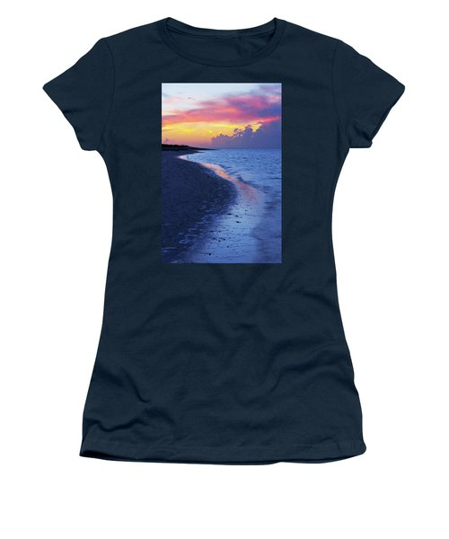 Women's T-Shirt (Junior Cut) featuring the photograph Draw by Chad Dutson