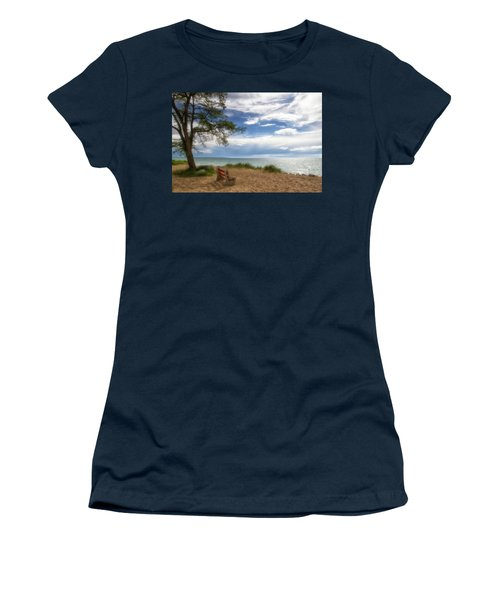 Women's T-Shirt featuring the photograph Dream by Heather Kenward