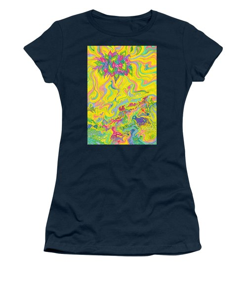Dreamscaped Swamp-garden 1 Women's T-Shirt