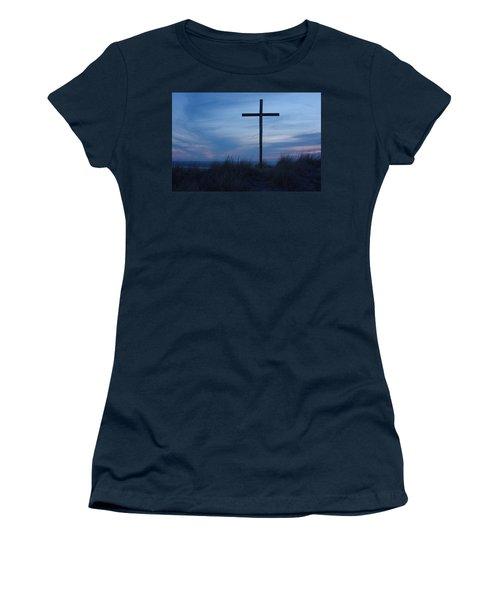 Easter  Women's T-Shirt (Junior Cut) by Greg Graham