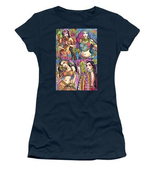 Eastern Flower Women's T-Shirt