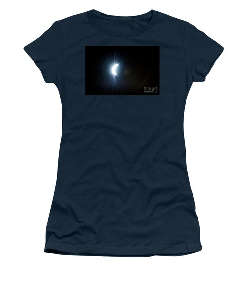 Eclipse Before Totality Women's T-Shirt