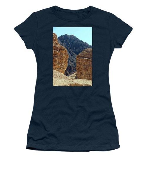 Eilat-israel Women's T-Shirt (Junior Cut) by Denise Moore