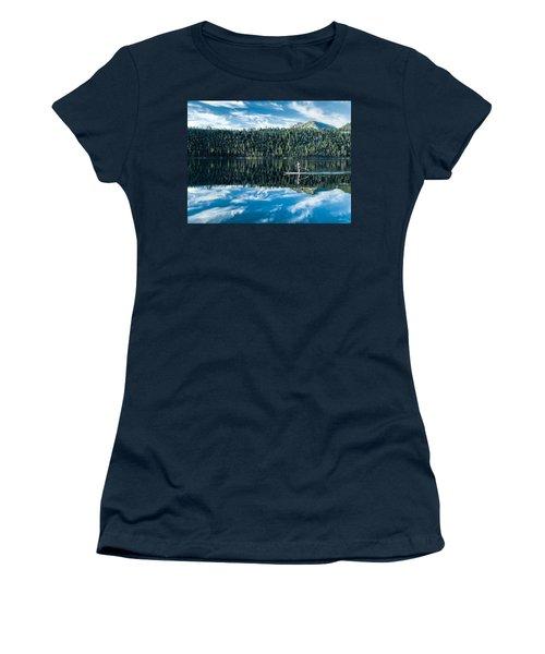 Emerald Bay Morning Women's T-Shirt