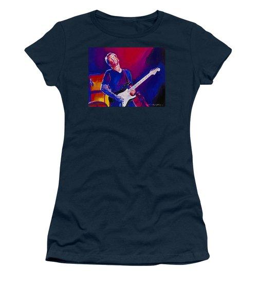 Eric Clapton - Crossroads Women's T-Shirt