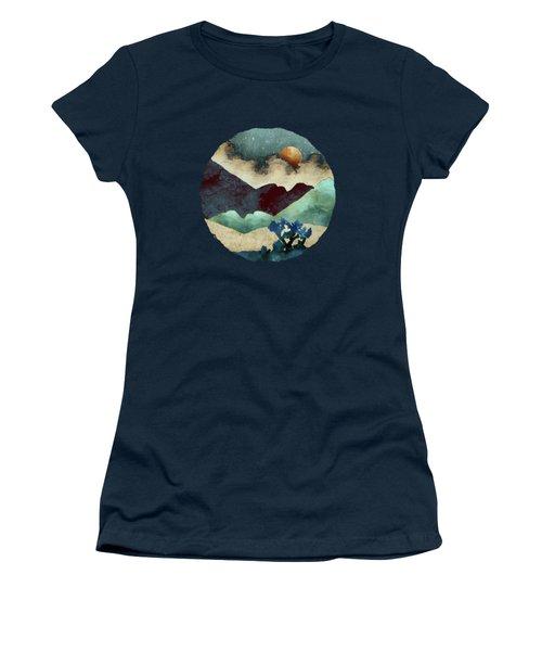 Evening Calm Women's T-Shirt (Junior Cut)