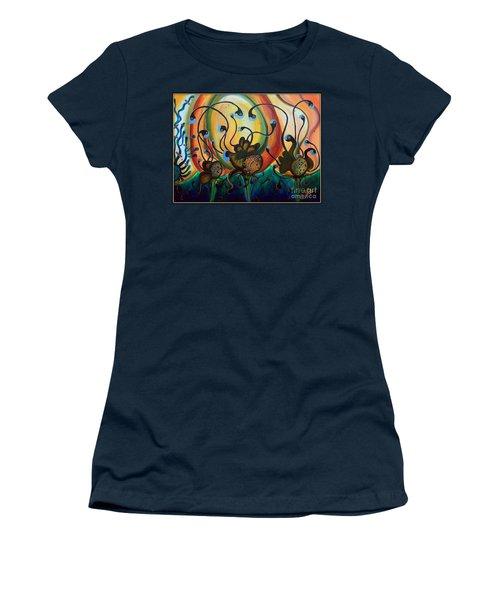Extraterrestrial Flora Women's T-Shirt