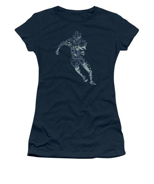 Ezekiel Elliott Cowboys Pixel Art T Shirt Women's T-Shirt