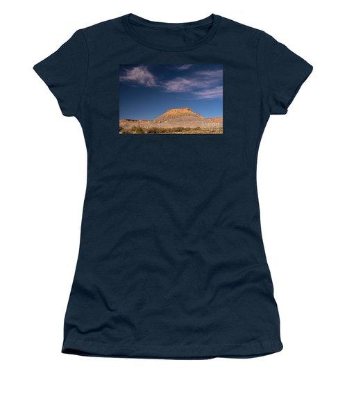 Factory Butte Utah Women's T-Shirt