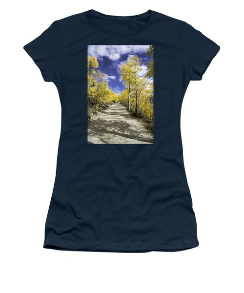 Fall On Boreas Pass Women's T-Shirt