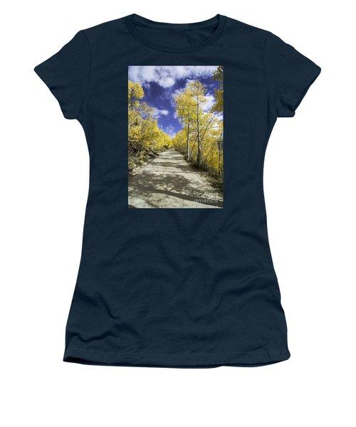 Fall On Boreas Pass Women's T-Shirt