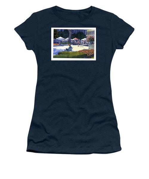 Farmers Market, Madison Women's T-Shirt