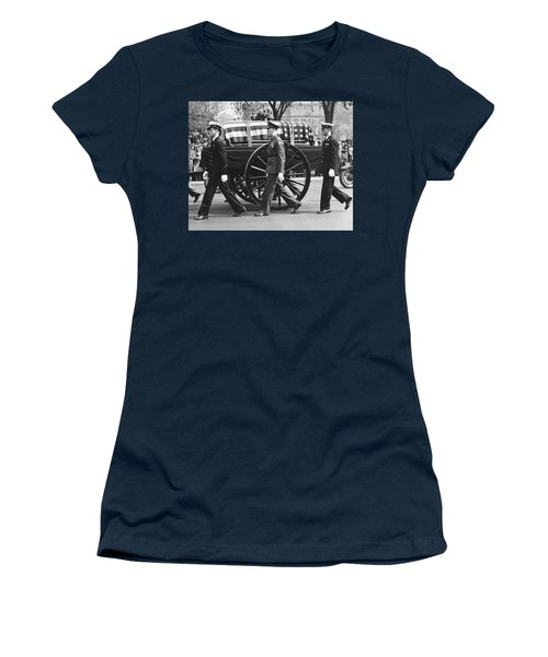 Fdr Funeral Proccesion Women's T-Shirt