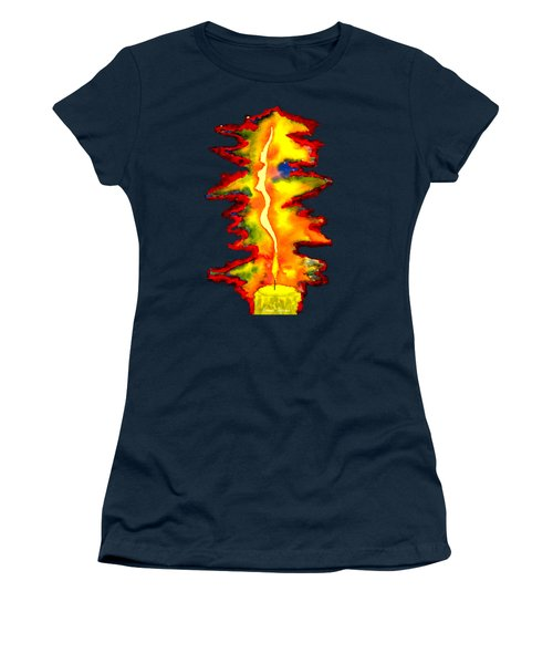 Feminine Light Women's T-Shirt (Junior Cut) by Leanne Seymour