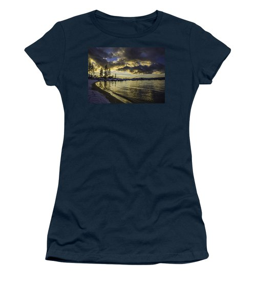 Fire In The Sky Women's T-Shirt