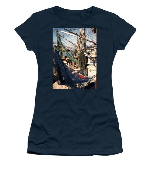 Fishing Nets Women's T-Shirt