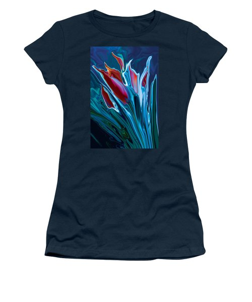 Flower Unknown 2 Women's T-Shirt (Athletic Fit)