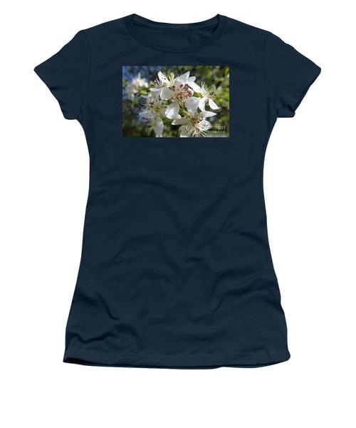 Flowering Of White Flowers 2 Women's T-Shirt
