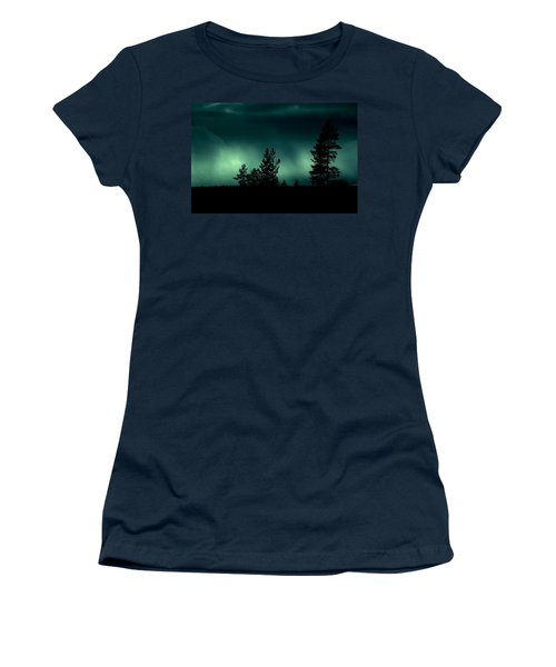 Foggy Night Women's T-Shirt