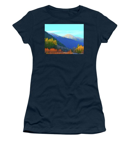 Foothills Women's T-Shirt (Athletic Fit)
