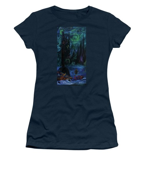 Forbidden Forest Women's T-Shirt