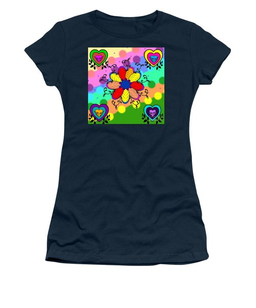 Forever Floral Women's T-Shirt