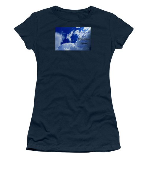 Freshness Women's T-Shirt (Junior Cut) by David Norman