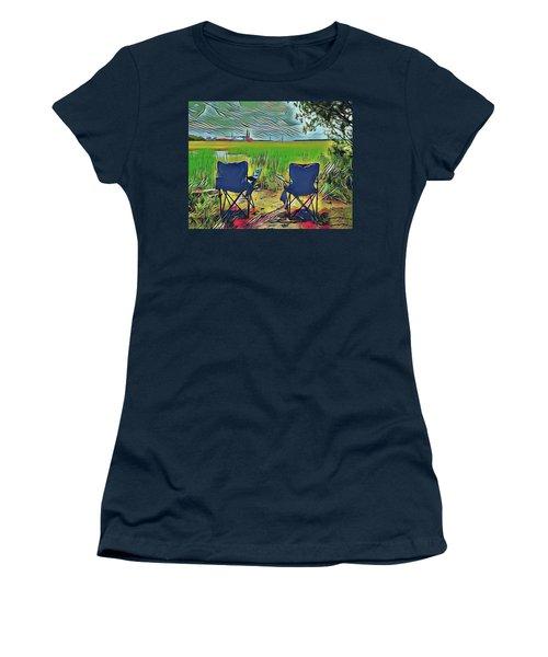 Front Row Seat Women's T-Shirt