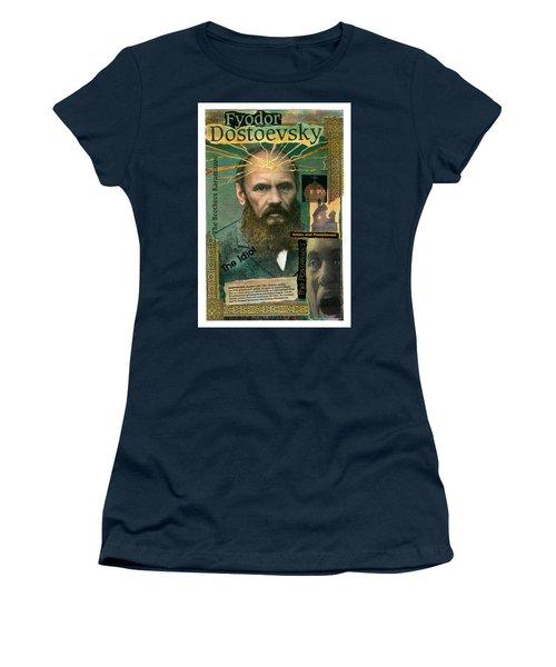 Fyodor Dostoevsky Women's T-Shirt