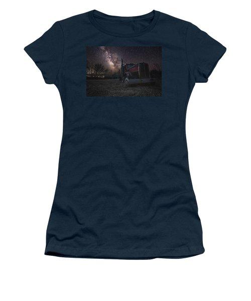 Galactic Big Rig Women's T-Shirt
