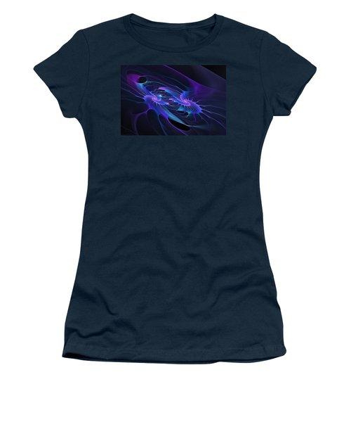 Galaxy Merger Women's T-Shirt