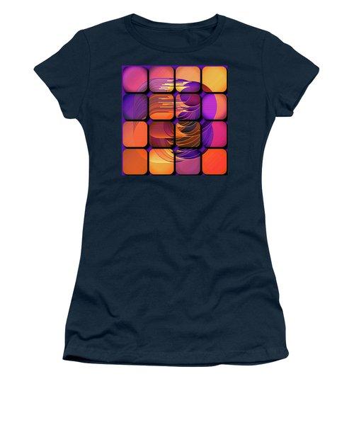 Geo Electric Women's T-Shirt