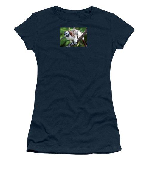 Geoffroy's Tamarin Saguinus Geoffroyi Women's T-Shirt
