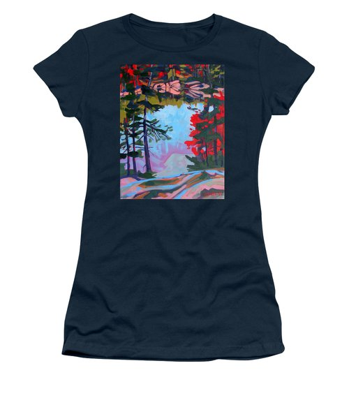 George Lake East Basin Women's T-Shirt