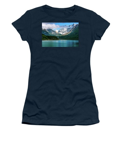 Glacial Valley Women's T-Shirt