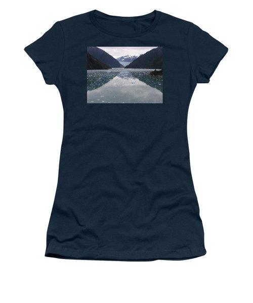 Glacier Blues Women's T-Shirt