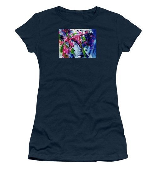 Gladys Delights Women's T-Shirt (Junior Cut) by Susan Curtin