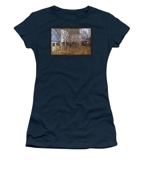 Glass Block Women's T-Shirt