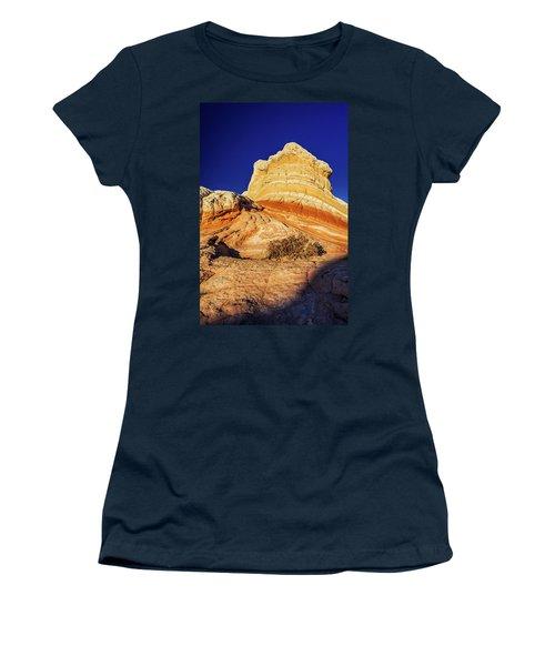 Women's T-Shirt (Junior Cut) featuring the photograph Glimpse by Chad Dutson