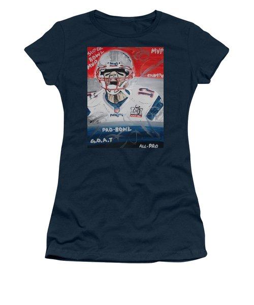 Goat Brady Women's T-Shirt