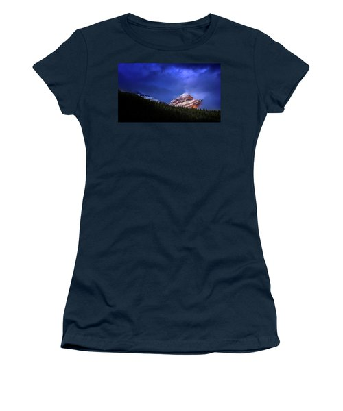 Women's T-Shirt (Junior Cut) featuring the photograph Golden Nugget by John Poon