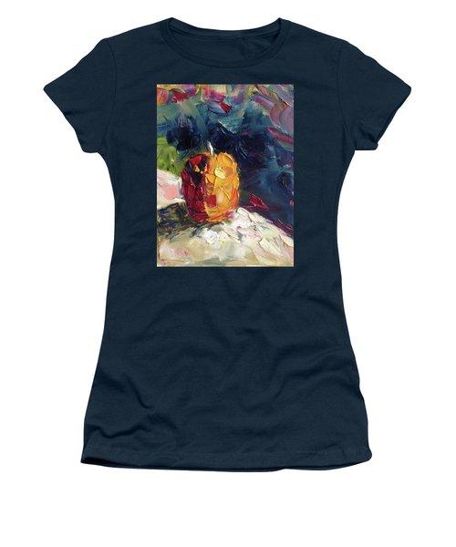 Golden Opportunity Women's T-Shirt (Junior Cut) by Roxy Rich