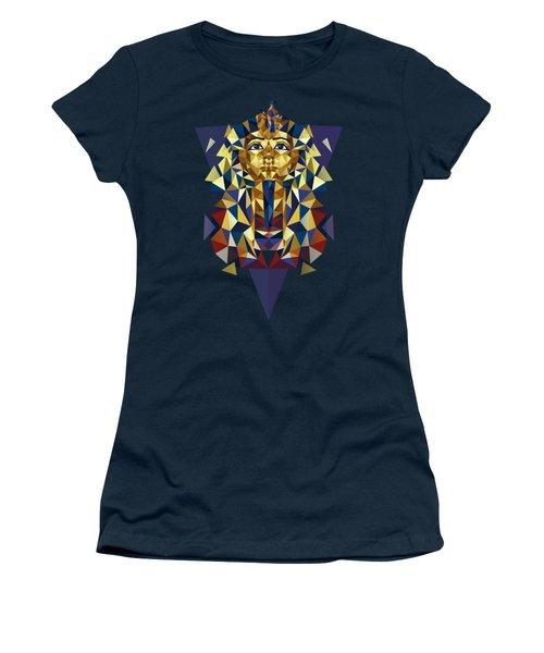 Golden Tutankhamun Women's T-Shirt