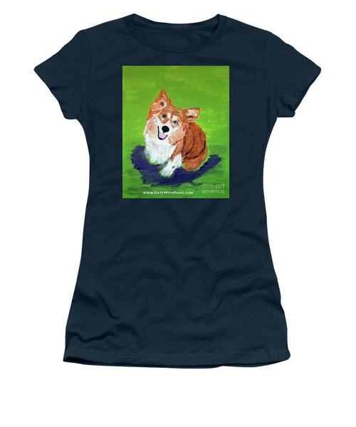 Gracie_dwp_may_2017 Women's T-Shirt