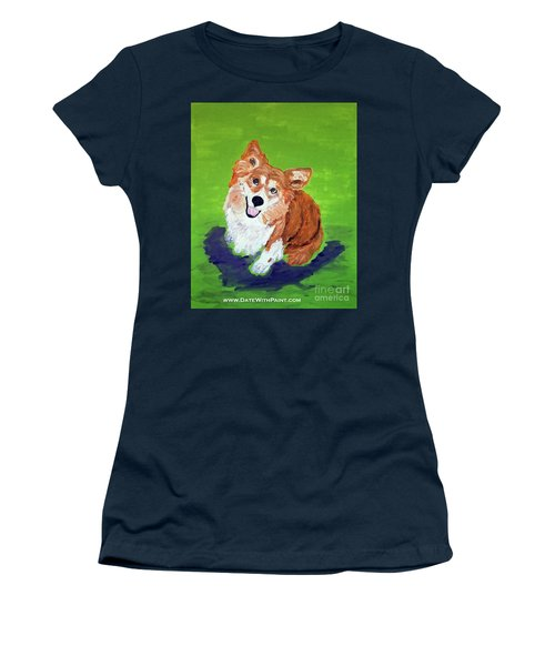 Gracie_dwp_may_2017 Women's T-Shirt