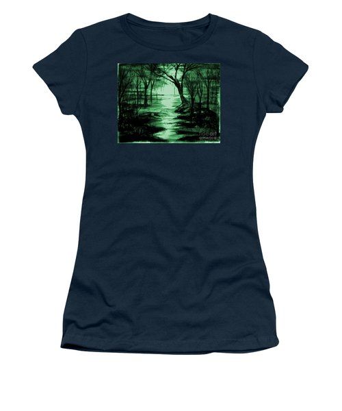 Green Mist Women's T-Shirt