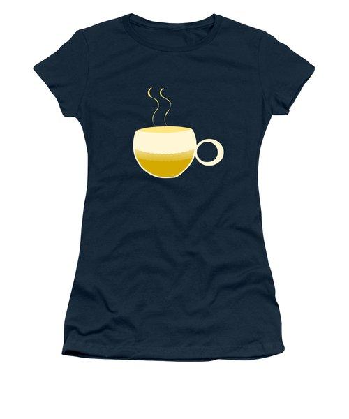 Green Tea Morning Women's T-Shirt