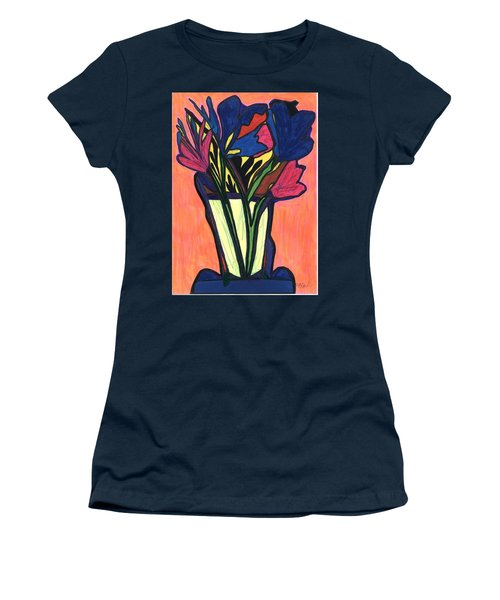 Growing Wild,  Women's T-Shirt (Athletic Fit)