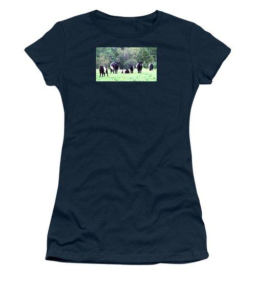 Half A Dozen Oreos Women's T-Shirt (Junior Cut)
